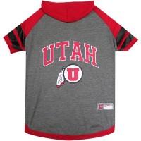 Utah Utes Pet Hoodie T-Shirt