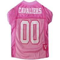 Virginia Cavaliers Pink Pet Jersey