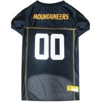 West Virginia Mountaineers Pet Jersey