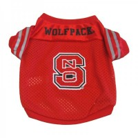 NC State Wolfpack Collegiate Pet Jersey
