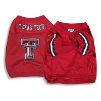 Texas Tech Dog Jersey Alternate Style