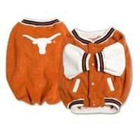 Texas Longhorns Varsity Dog Jacket