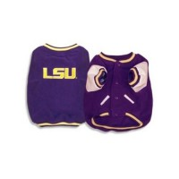 LSU Tigers Varsity Dog Jacket