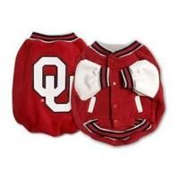 Oklahoma Sooners Varsity Dog Jacket