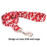 Alabama Crimson Tide Nylon Pet Leash