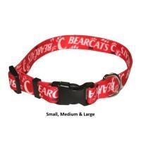 Cincinnati Bearcats Nylon Collar