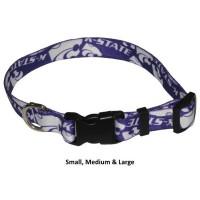 Kansas State Wildcats Nylon Collar