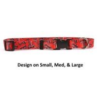 Texas Tech Red Raiders Nylon Pet Collar