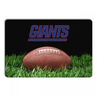 New York Giants Classic Football Pet Bowl Mat