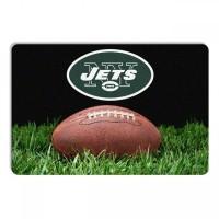 New York Jets Classic Football Pet Bowl Mat