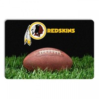 Washington Redskins Classic Football Pet Bowl Mat