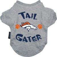 Denver Broncos Tail Gater Pet Tee Shirt