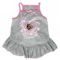"""Cincinnati Bengals """"Too Cute Squad"""" Pet Dress"""