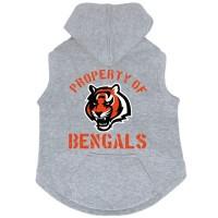 Cincinnati Bengals Pet Hoodie Sweatshirt