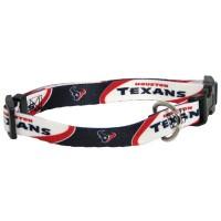 Houston Texans Pet Collar