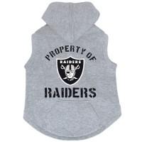 Oakland Raiders Pet Hoodie Sweatshirt