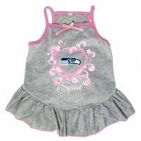 "Seattle Seahawks ""Too Cute Squad"" Pet Dress"