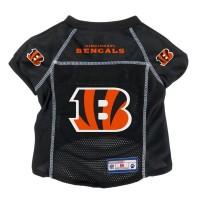 Cincinnati Bengals Pet Mesh Jersey