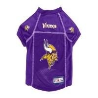 Minnesota Vikings Mesh Pet Jersey
