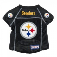 Pittsburgh Steelers Mesh Pet Jersey