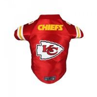 Kansas City Chiefs Pet Premium Jersey