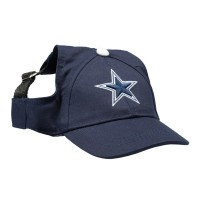 Dallas Cowboys Pet Baseball Hat