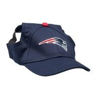 New England Patriots Pet Baseball Hat