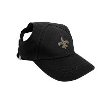 New Orleans Saints Pet Baseball Hat