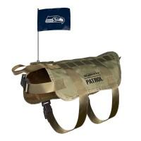 Seattle Seahawks Pet Tactical Vest