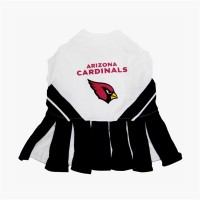 Arizona Cardinals Cheerleader Pet Dress