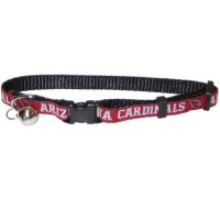 Arizona Cardinals Breakaway Cat Collar