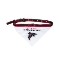 Atlanta Falcons Dog Collar Bandana
