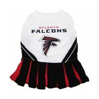Atlanta Falcons Cheerleader Dog Dress