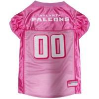 Atlanta Falcons Pink Pet Jersey