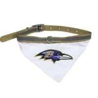 Baltimore Ravens Pet Collar Bandana