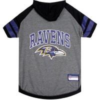 Baltimore Ravens Pet Hoodie T-Shirt