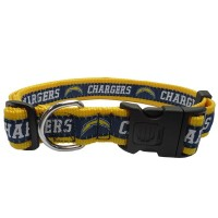 Los Angeles Chargers Pet Collar By Pets First