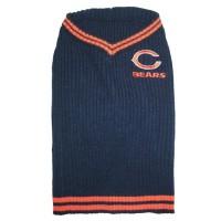 Chicago Bears Dog Sweater