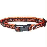 Cincinnati Bengals Pet Collar By Pets First