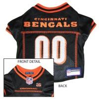 Cincinnati Bengals Dog Jersey