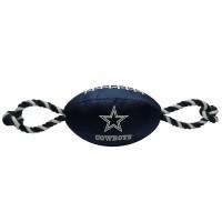Dallas Cowboys Pet Nylon Football