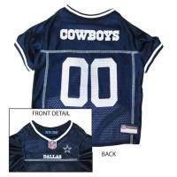 Dallas Cowboys Dog Jersey