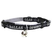 Dallas Cowboys Breakaway Cat Collar