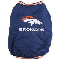 Denver Broncos Pet Sideline Jacket