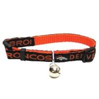 Denver Broncos Breakaway Cat Collar