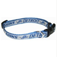 Detroit Lions Pet Collar By Pets First