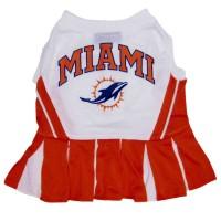 Miami Dolphins Cheerleader Pet Dress