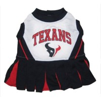 Houston Texans Cheerleader Dog Dress