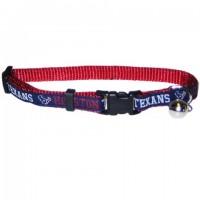 Houston Texans Breakaway Cat Collar