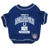 Indianapolis Colts Dog T-Shirt